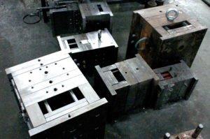 Molder Enterprise, Plastic moulds